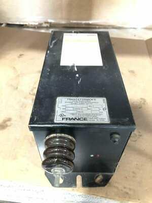 Franceformer 12060 P5g-2 Outdoor Neon Transformer 120v 6a 12000v 60hz 60ma