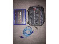 Serato SL3 blue edition with Blue Timecode records