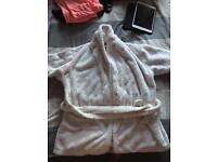 Marks and Spencer dressing gown (medium) fits size 10-14