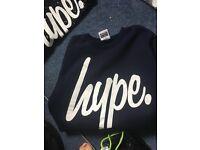 Hype Navy sweatshirt