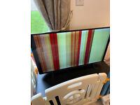 Panasonic tv 40 for repairs or spare