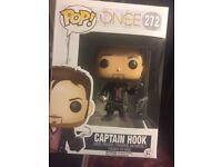 Captain hook pop funko vinyl