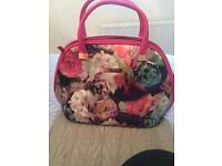 Ted baker cosmetic travel bag