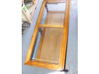 COFFEE TABLE, EXCELLENT CONDITION 50 X 21 X 15 INCHES HIGH PICK UP ONLY