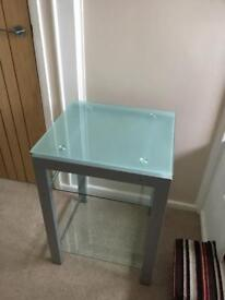 Glass Table / stand