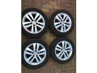 VAUXHALL ALLOYS - MINT CONDITION! (Astra, Corsa, Zafira etc)