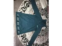 Nike dryfit jumper size m girls (6/8)