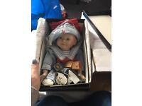 Ashton drake dolls. In boxes. £10 each