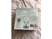 Angel Care Monitor- excellent condition including sensor pad