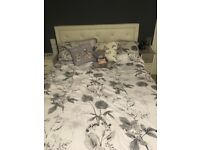 Double otterman Bed (frame only)