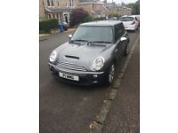 2004 '54' Mini Cooper S 47K with FSH. loads of Factory Extras. Excellent condition. Reduced