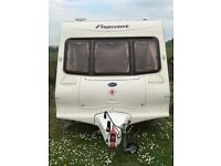 Bailey pageant champagne 2004 4 berth excellent condition