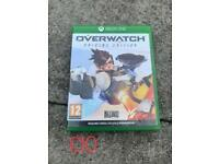 Over watch Xbox one game