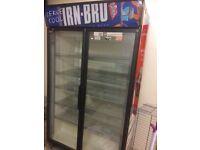 Shop commercial double fridge cooler
