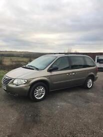 ** 2005 CHRYSLER GRAND VOYAGER 7 SEATER AUTO 2.8 CRD 10 MONTH MOT **