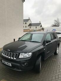 2013/62 Jeep Compass CRD Limited 4WD