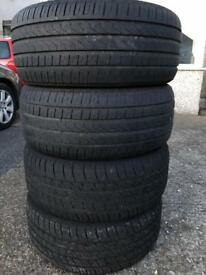 Tyres 235/45 R17