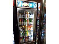 pepsi max fridge SHOP CLEARANCE