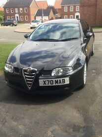Alfa Romeo GT 2.0 JTS PETROL , LOW MILEAGE EXCELLENT CONDITION
