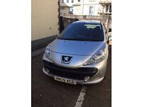 '09 Plate Peugeot 207 - 48,000 miles only