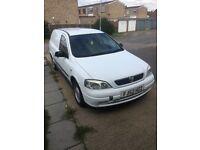 Vauxhall Astra 1.7 tdi envoy