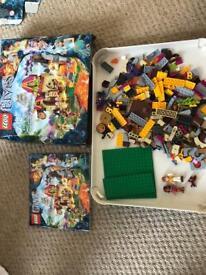 Lego elves 41074 Azari and the magical bakery