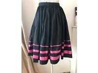 Girls Ballet Character Skirt