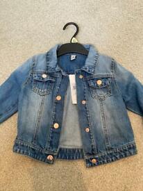 2-3yrs girls denim jacket