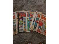 9 dandy comics
