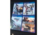 Games PlayStation 4