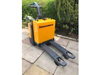 Jungheinrich ERE 220 Forklift Pallet Truck x 3 with chargers