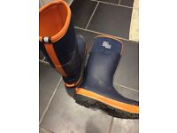 Dickies LAND MASTER safety Wellington boots only worn twice