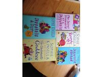 Collection of Sophie Kingsella books