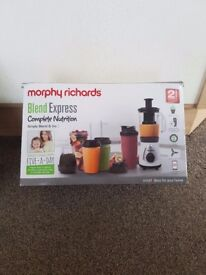 Food blender express