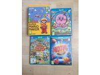 Wii U - Kirby & the Magic Rainbow - Amiibo Festival - Game Party