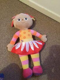 "24"" upsy daisy in the night garden doll"
