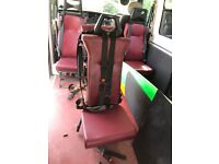 Disabled van seat / ambulance / disabled seat / wheelchair / winch