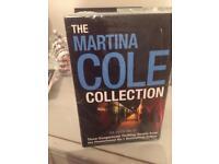 3 x Martina Cole books brand new still in wrapping