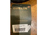 Dublin Suede Horse Riding Chaps size Small Adult