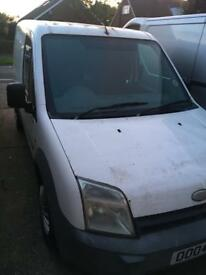 Ford Transit 1.8L Connect Small Van Vechile Goods Car