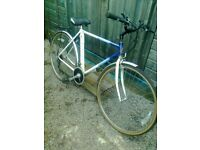 A CLASSIC BIKE FOR SALE -- CHEAP PRICE ! - READY TO RIDE !