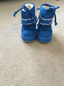 Boys Moon Boots Snow Boots