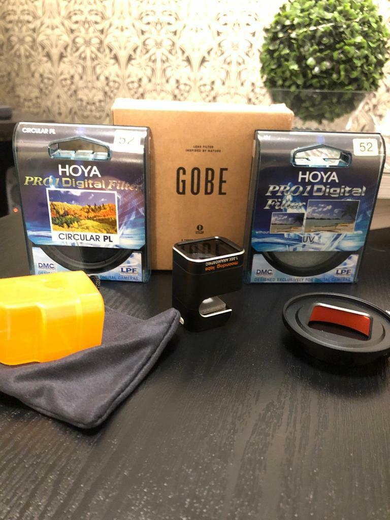 more photos 9ee6a e6ca6 Moondog Labs 1.33x Anamorphic Lens and accessories   in Paisley,  Renfrewshire   Gumtree