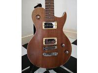 Auria pro 2 single cut Les Paul type guitar