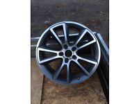 19 inch vxr alloy wheel