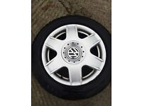 """BORA SPORT ALLOYS RS6 18"""" 5/110AND 5/112 ALL WELL TYRED"""