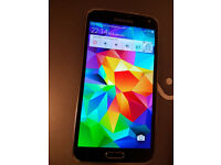 Samsung Galaxy S5 with box etc Unlocked