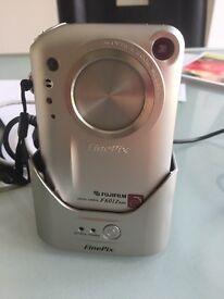 Fujifilm digital camera f601 zoom finepix