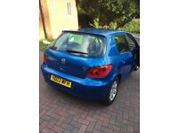 3 owners , new m.o.t very good condition and drives very good. Must be seen!
