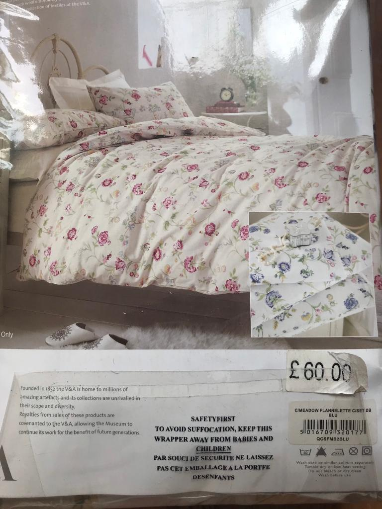 Double Duvet Set Country Meadow